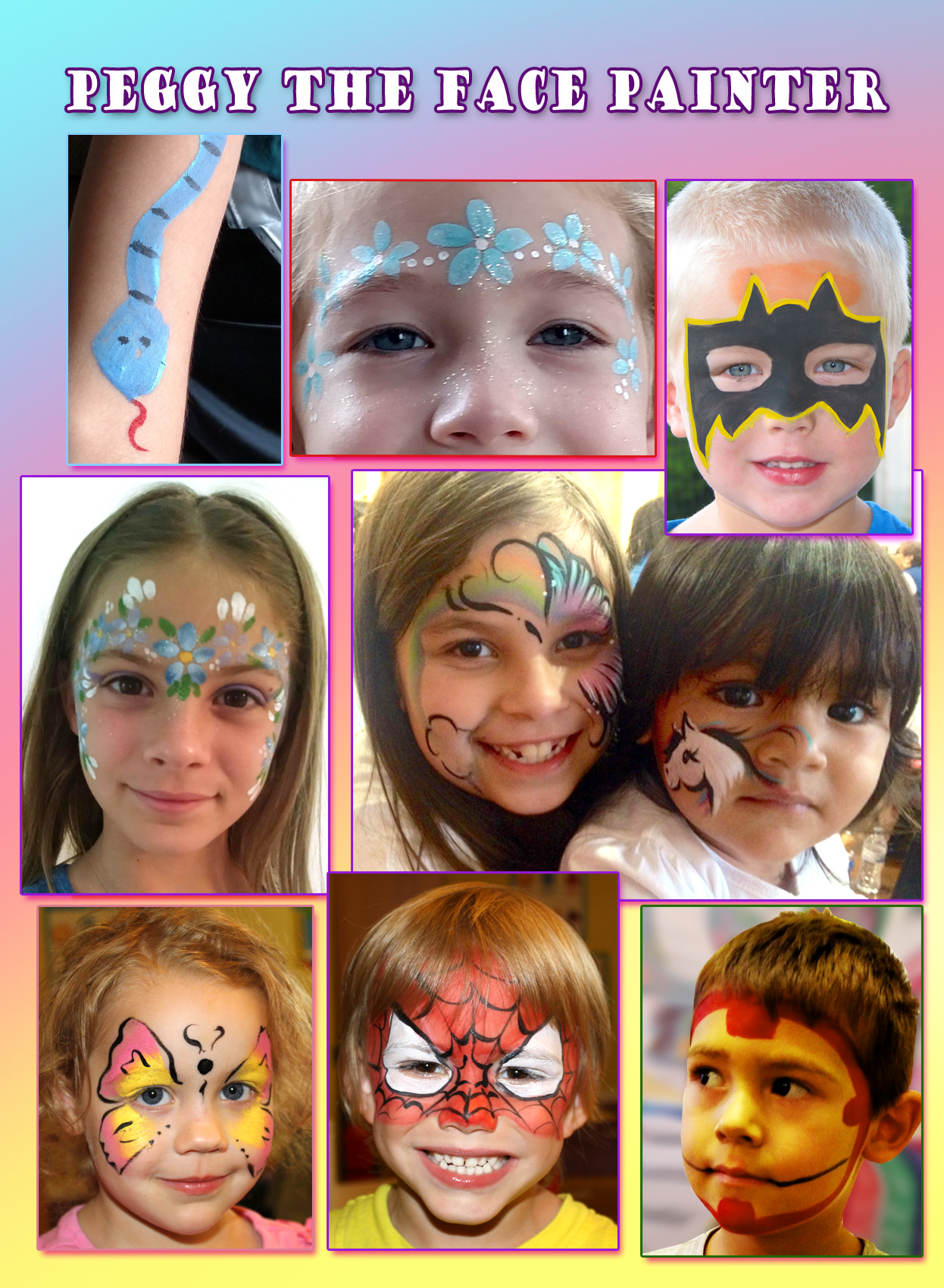 Face Painting Frisco
