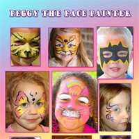 face painting samples